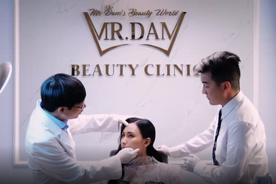 MR. DAM'S BEAUTY WORLD